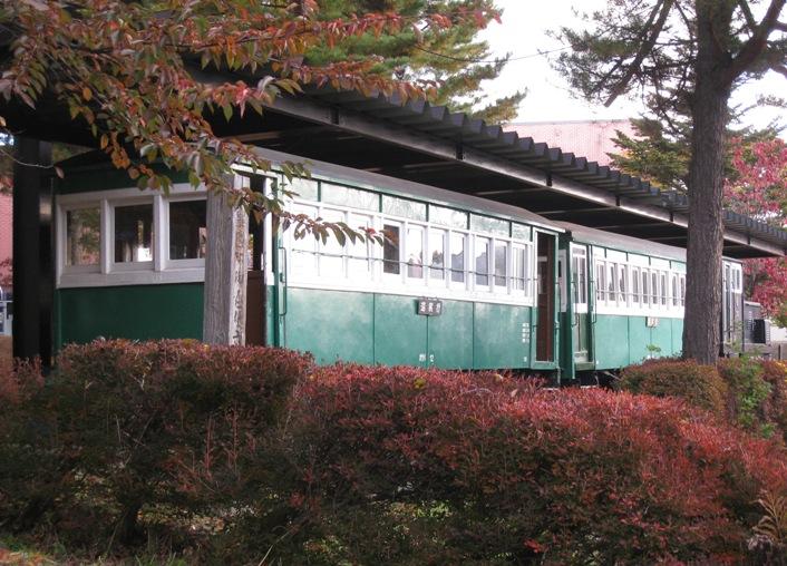 沼尻軽便鉄道の車両
