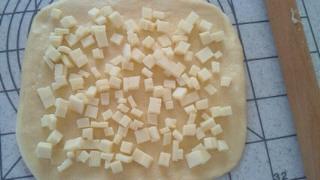 チーズパン生地