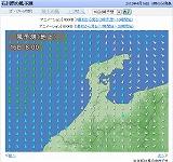 風予測(石川県)