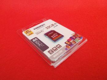 SONY READER用に激安32GB SDカードを購入しました。