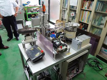 第25回 インターフェックス ジャパンに出展する粉体定量分注装置のご紹介