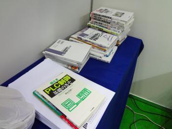 信和技研 / インターフェックス出展記(4) 展示物設置編