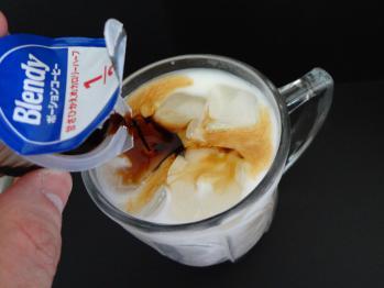 甘さ控えめのポーションコーヒーにハマっています。