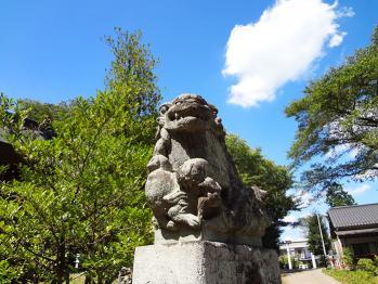 あきる野市にある二宮神社を撮影してきました。