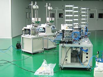 オーシス(OCSS) / 化粧品生産設備の輸出・輸入