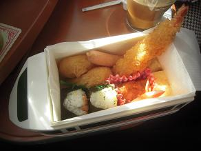 旅行 お弁当2