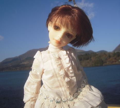 旅行 芦ノ湖 シュルツ3