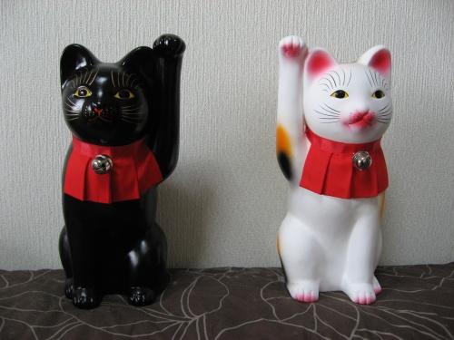 素晴らしい招き猫