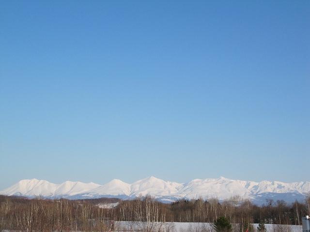 s-青い空~白い山~