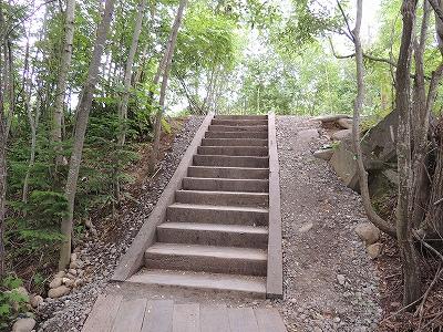 s-なんと立派な階段!!