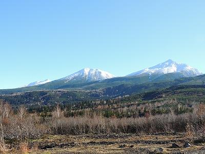 s-3つのお山。