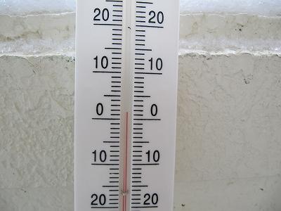 s-10:30外の気温!