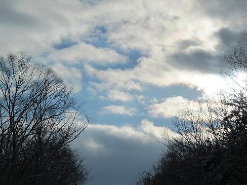 s-雲が多いッス