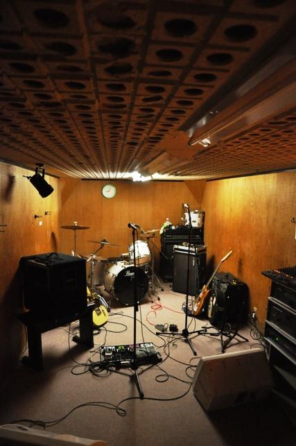 スタジオだ!