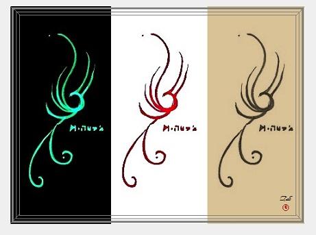 3colors。