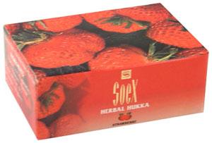 シーシャ SOEX ストロベリー 水たばこ フレーバー