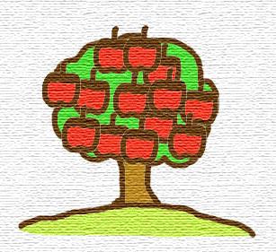 りんご  多