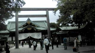 靖国神社201209