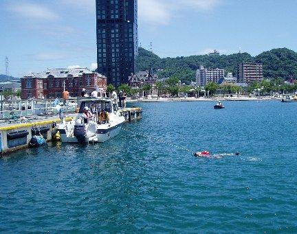 海難救助訓練③
