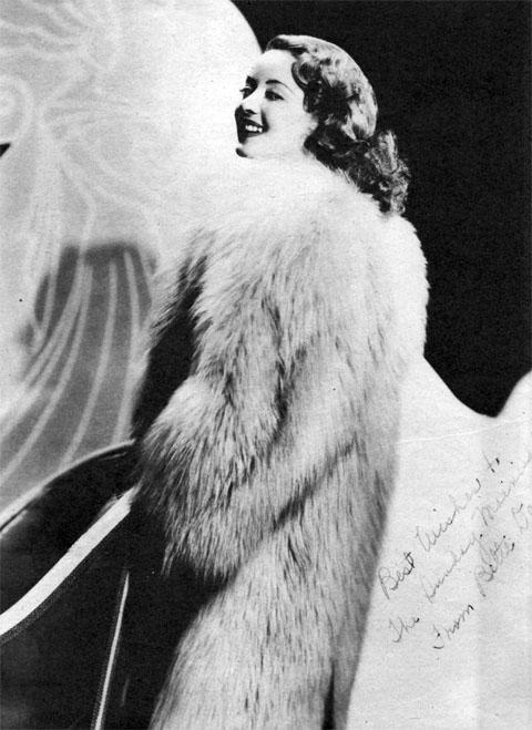 ベティ・デイヴィス1938dec