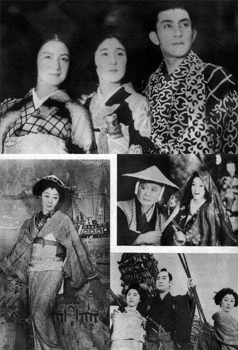 東海美女伝・旗本伝法1937oct