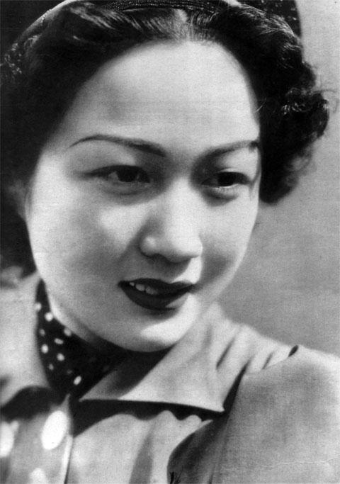 桑野通子1938oct