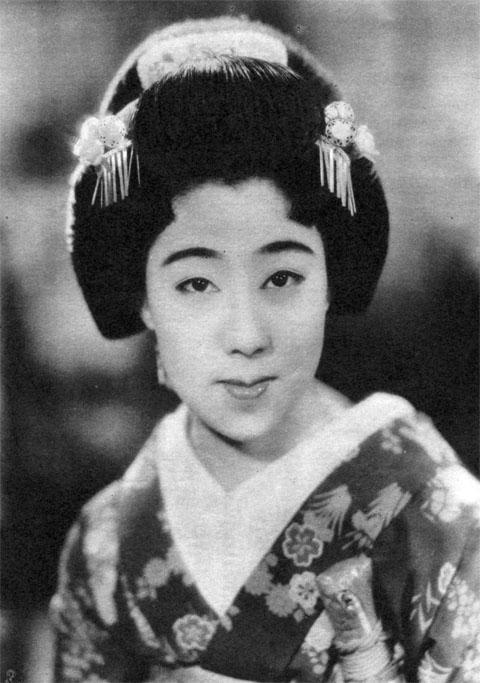山田五十鈴1938dec