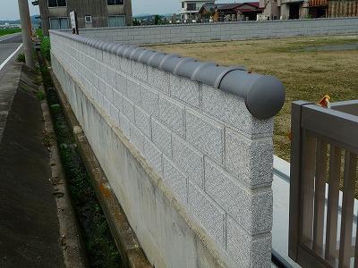 塀(5寸丸)
