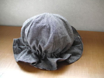 帽子(無地)