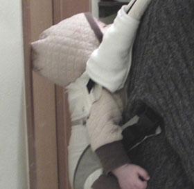 20101124おんぶ