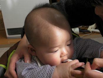 20100107離乳食