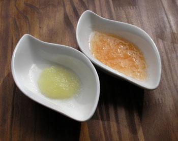 20110127離乳食りんご