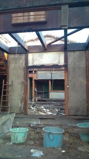 建築事務所解体