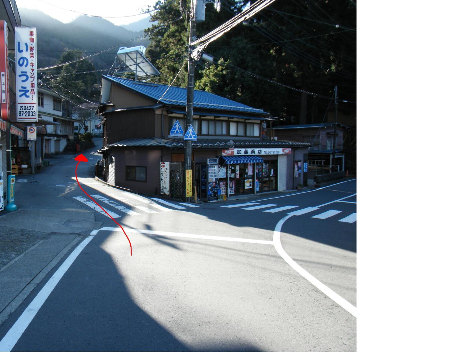 3東野バス停
