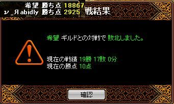 RedStone 10.08.25gv 結果