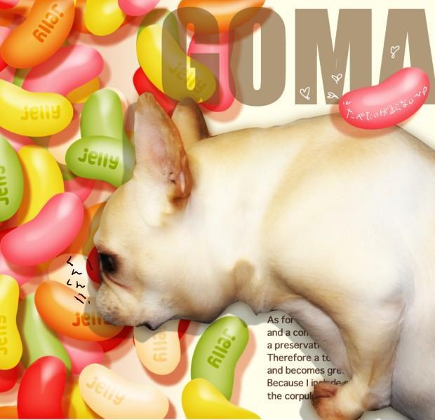 GOMAのコピー