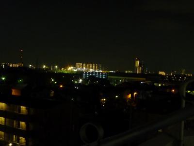 10¥の夜景