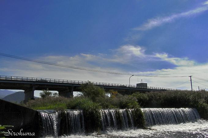 馬見ヶ崎川
