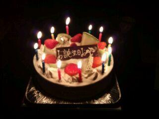 2011 誕生日  2