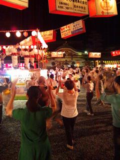 祭りの写真