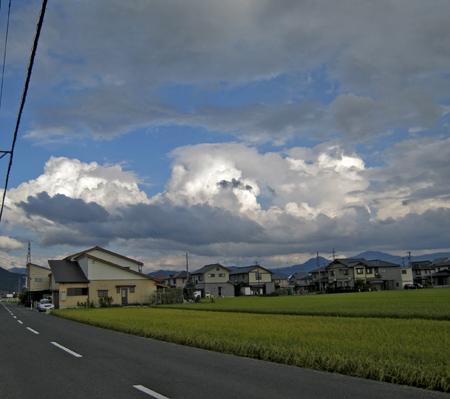 入道雲03