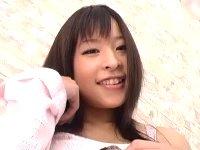 【無修正】清楚で過激なパイパン美少女 長谷川沙希 ちゃん!
