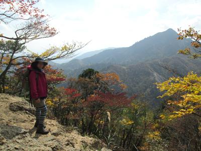 御在所岳表道|登山|山ガール