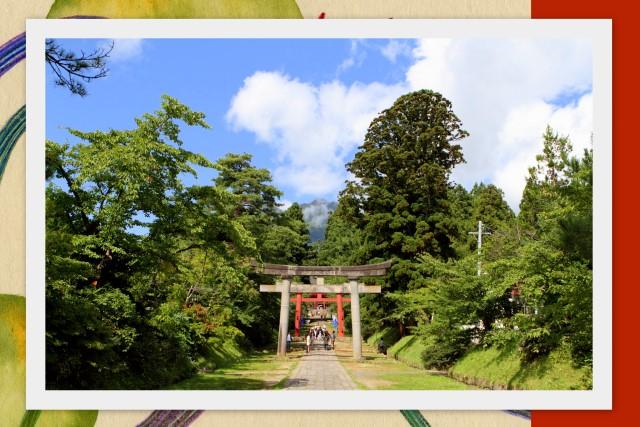 岩木山神社 弘前 挙式 スナップ 写真 撮影 神前式 結婚式