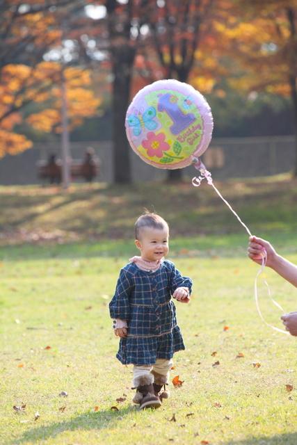 子ども 誕生日 記念撮影 出張撮影 ロケーション撮影 弘前