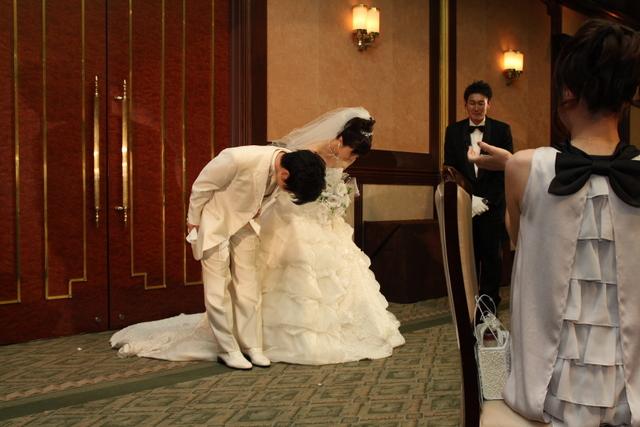 ウェディングドレス 結婚式 フォルトーナ 弘前