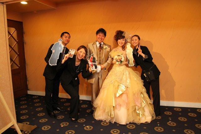弘前パークホテル 結婚式 パーティー スナップ 撮影