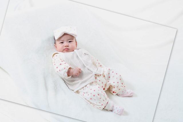 赤ちゃん 写真 弘前 百日祝い お宮参り
