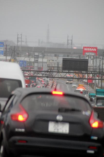 青森市の渋滞