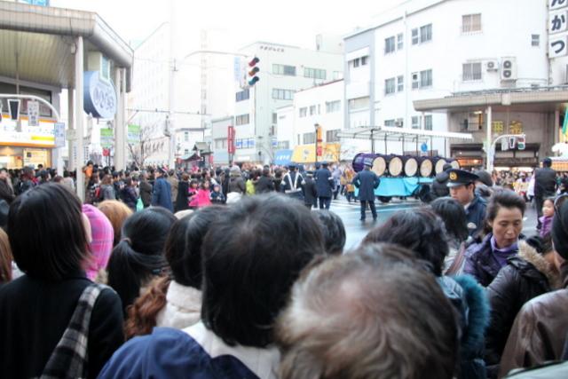 青森 パレード